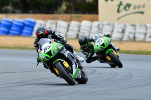 Kawasaki BCperformance moves forward at Wakefield Park
