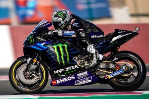 First MotoGP pole of the season goes to Vinales in Qatar
