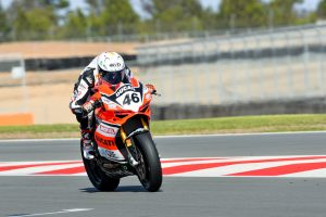 Record lap grants Jones The Bend ASBK pole