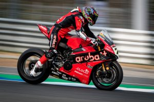 Davies not relying on Aragon win tally this weekend