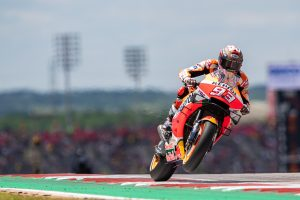 Marquez earns MotoGP pole at Circuit of the Americas