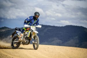 Watch: 2019 Husqvarna 701 Enduro Trek – Victorian High Country teaser
