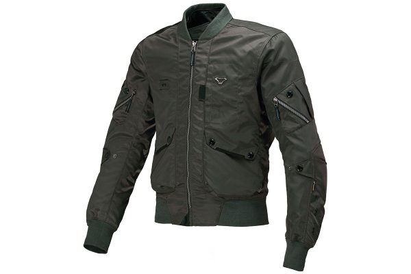 Detailed: 2019 Macna Bastic jacket