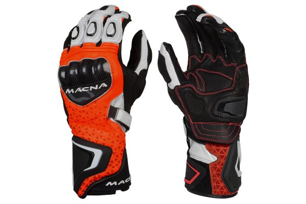 Detailed: 2019 Macna Track R glove