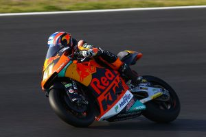 Moto2 and Moto3 teams complete testing in Jerez