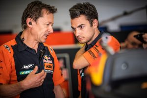 Pedrosa testing return to offer boost for Red Bull KTM