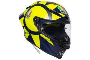 Detailed: AGV Pista GP R Soleluna helmet