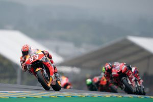 Historic 300th Honda MotoGP victory for Marquez at Le Mans