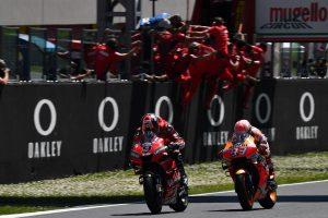 Petrucci earns maiden MotoGP victory in Mugello thriller