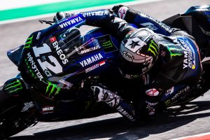 Vinales drawing crowd support in Catalunya podium target