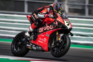 Davies lacked 'adaptability' in difficult Misano outing