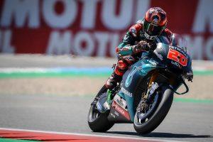 Assen record secures consecutive MotoGP poles for Quartararo