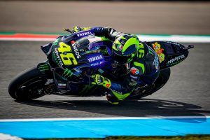 Rossi aiming to overcome negative period at the Sachsenring