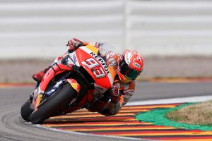 Marquez storms to dominant Sachsenring MotoGP victory
