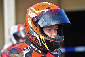 Supersport 300 points-leader Stauffer to make European debut
