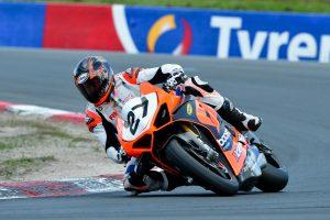 Stauffer planning racing return at final ASBK rounds