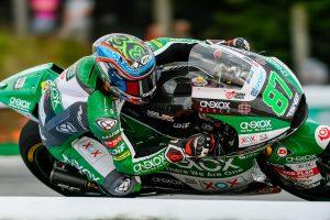 Set-up struggles hinder Gardner at Czech grand prix