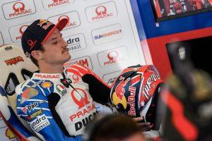 Ducati contract saga just 'business' declares Miller