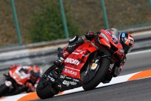 Brno 'most difficult race of the year' says Petrucci