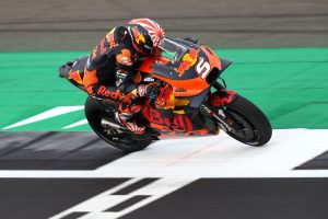 Zarco handed penalty over Oliveira incident in British GP