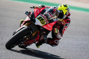 Bautista still experiencing shoulder pain as Portimao WorldSBK looms