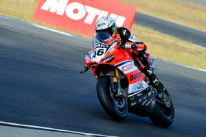 Jones confident after strong lead up to Winton ASBK