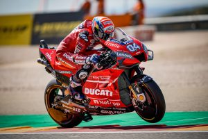 Strategy pays off for Dovizioso in Aragon resurgence