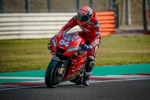 Dovizioso 'back into good shape' at Misano test