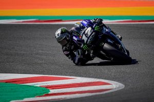 Vinales storms to MotoGP pole at Misano