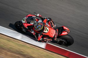 Recent advancements motivating for Davies as Portimao looms