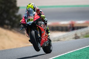 Rea and Bautista split Sunday WorldSBK race wins at Portimao