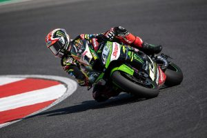 Rea fastest on day one of Portimao WorldSBK