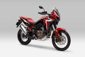 Detailed: 2020 Honda Africa Twin range