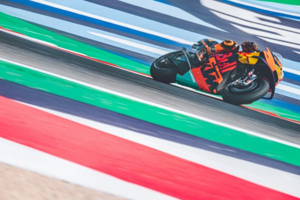 KTM's Espargaro continues surge in form with Misano top 10