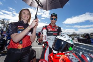 Jones and DesmoSport Ducati take aim at Winton