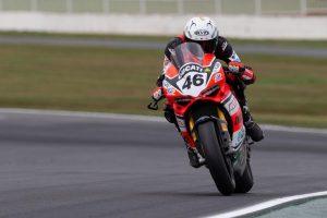 Jones extends DesmoSport Ducati's championship lead