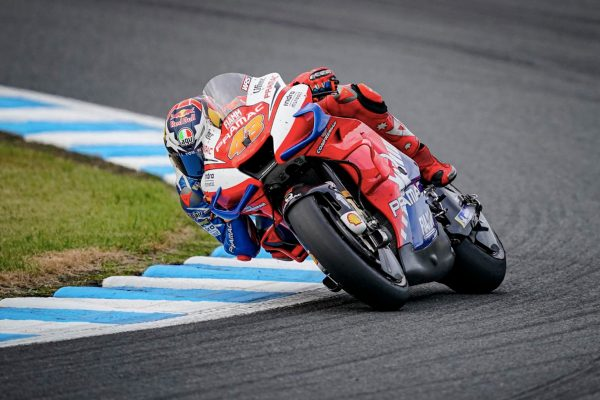 Rear grip issue denies Miller of podium contention in Japan