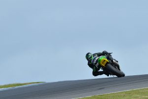 Final round return the aim for Buckley after missing Phillip Island