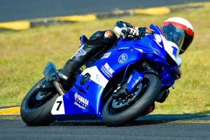 Supersport champion Toparis on pole in Sydney