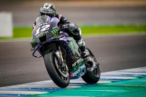 Yamaha still working on top speed says Vinales