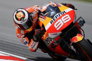 Assisting Repsol Honda in team championship the target for Lorenzo