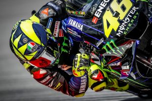 Rossi satisfied despite missing podium in Sepang