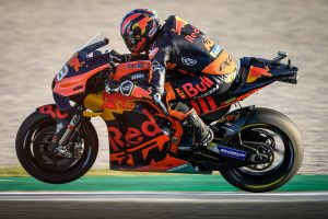 MotoGP bike 'like another world' describes rookie Binder