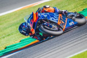 Rookie Lecuona focusing on adapting riding style at Jerez test