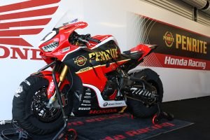 Penrite Honda Racing ready for Phillip Island's penultimate ASBK round