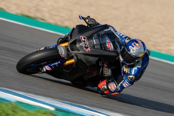 Jerez test finalises Yamaha adaption believes Razgatlioglu