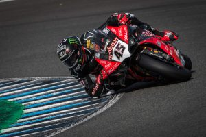 Redding 'making progress' as WorldSBK transition continues