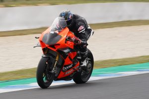 ASBK seat secured as Maxwell joins McMartin Racing