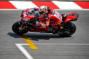 Updated Michelin tyre prompts tweaked riding style for Dovizioso