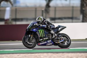 Vinales edges Morbidelli on final day of Qatar MotoGP test